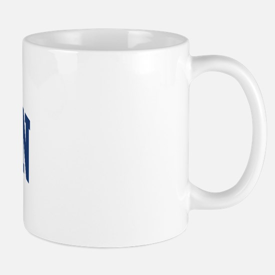 SANDLIN design (blue) Mug