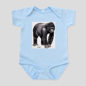 Gorilla Ape Infant Creeper