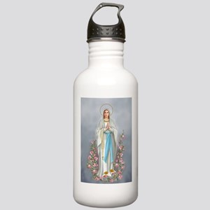 Blessed Virgin Mary 02 Stainless Water Bottle 1.0L