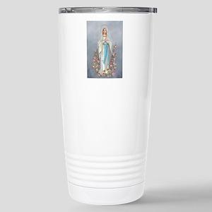 Blessed Virgin Mary 02 Stainless Steel Travel Mug