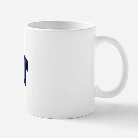SIEBERT design (blue) Mug