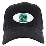 VP-4 Black Cap with Patch