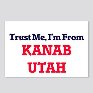 Trust Me, I'm from Kanab Postcards (Package of 8)