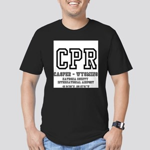 AIRPORT CODES - CPR - CASPER, WYOMIN T-Shirt