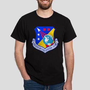 Cheyenne Mtn Ops Ctr Crest Dark T-Shirt