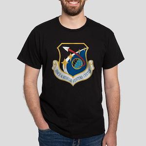 Missile & Space Center Crest Dark T-Shirt
