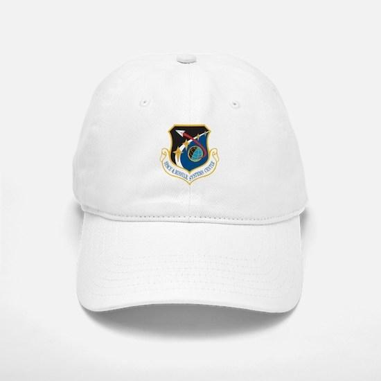 Missile & Space Center Crest Baseball Baseball Cap