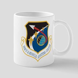 Missile & Space Center Crest Mug Mugs