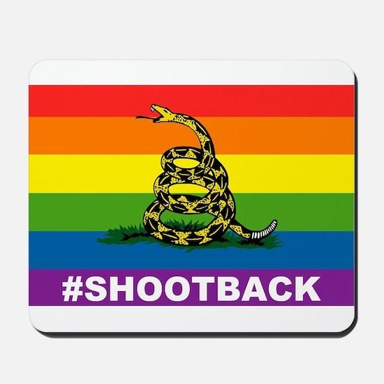 Rainbow Gadsden S-B Mousepad