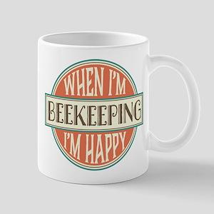 happy beekeeper Mug
