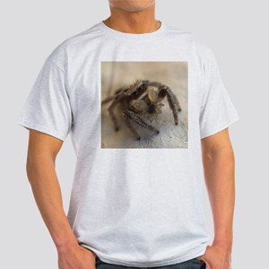 Jumping Spider Snacking T-Shirt