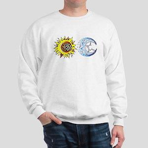 celestial tattoo Sweatshirt