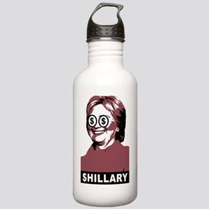 $hillary Clinton Stainless Water Bottle 1.0L
