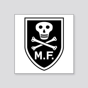 """Mike Force Square Sticker 3"""" x 3"""""""