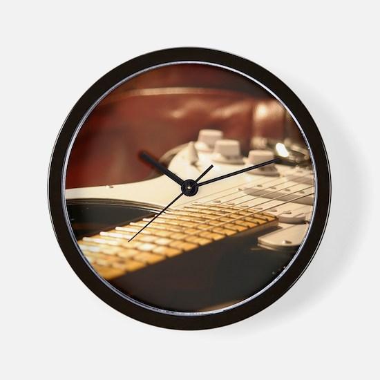 Fretboard Wall Clock