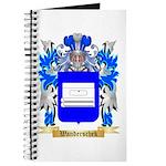 Wanderschek Journal