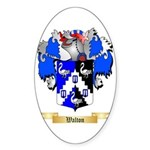 Walton Sticker (Oval 50 pk)