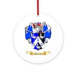 Walton Round Ornament