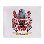 Walther Throw Blanket