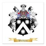 Waltham Square Car Magnet 3