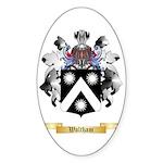 Waltham Sticker (Oval)