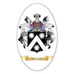 Waltham Sticker (Oval 50 pk)