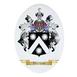Waltham Oval Ornament