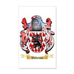 Walterson 35x21 Wall Decal
