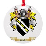Walster Round Ornament