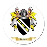 Walster Round Car Magnet