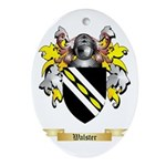 Walster Oval Ornament