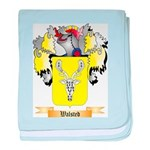 Walsted baby blanket