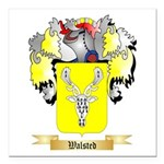 Walsted Square Car Magnet 3