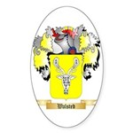 Walsted Sticker (Oval 50 pk)