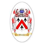 Walshe Sticker (Oval)