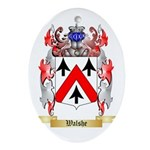 Walshe Oval Ornament