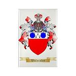 Walmisley Rectangle Magnet