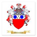 Walmisley Square Car Magnet 3