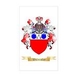 Walmisley Sticker (Rectangle)