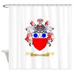 Walmisley Shower Curtain