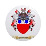 Walmisley Round Ornament