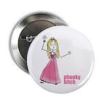 "Pb Dancing Girl 2.25"" Button (10 Pack)"