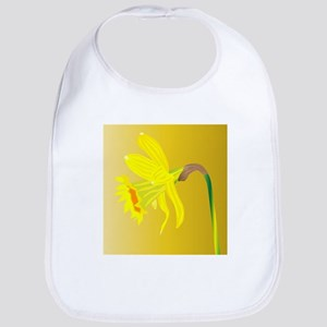 Welsh Daffodil For Saint Davids Day Bib