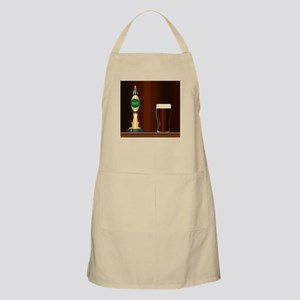 Beer On The Bar Apron