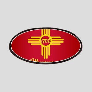 Albuquerque City Flag Patch