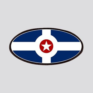 Indianapolis City Flag Patch