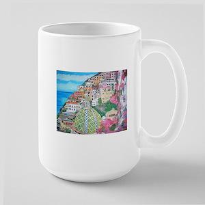 Positano, Italy Mugs