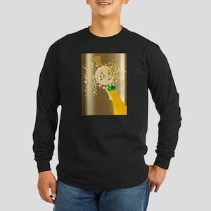 60 Champagne Long Sleeve T-Shirt