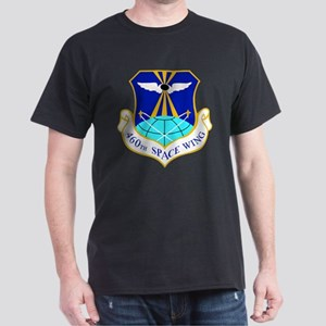460th Space Wing Crest Dark T-Shirt