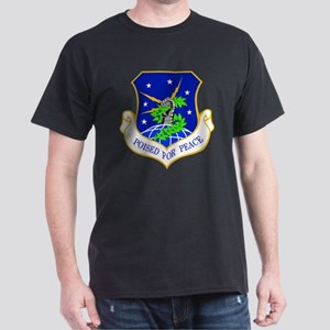 91st Missile Wing Crest Dark T-Shirt